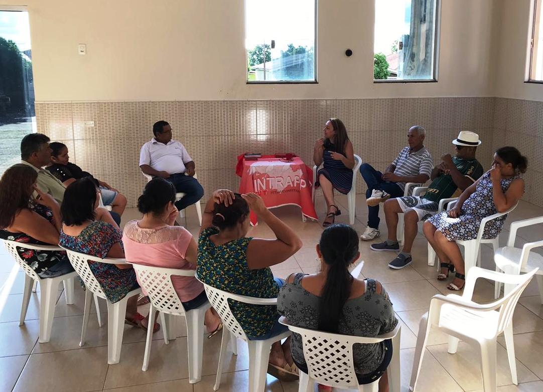 Servidores de Estrela do Norte definem reivindicações para 2019