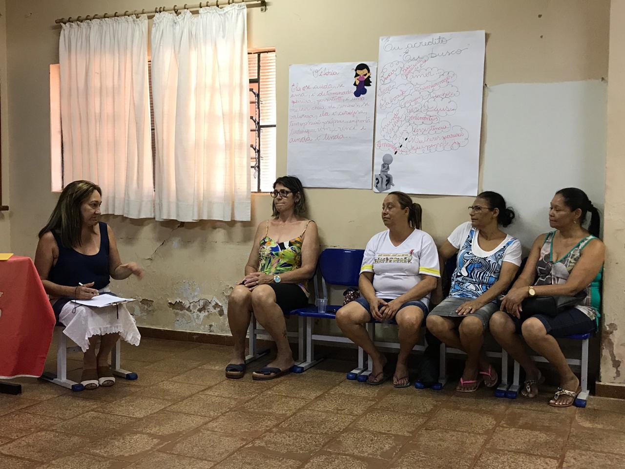 Servidores de Sandovalina definem reivindicações para 2019