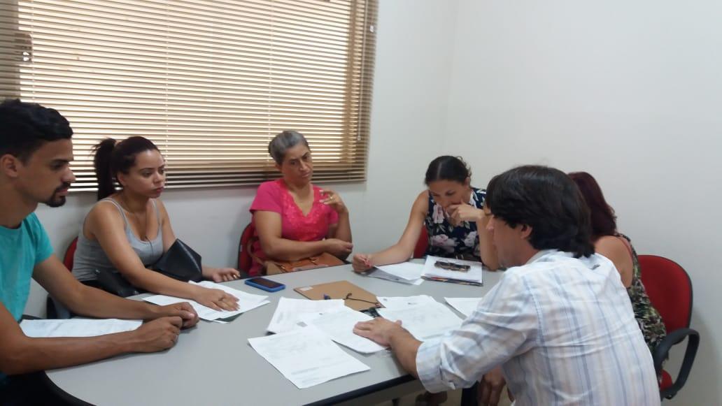 Orientações as professoras e professores temporários da Prefeitura Municipal de Presidente Prudente (PMPP)