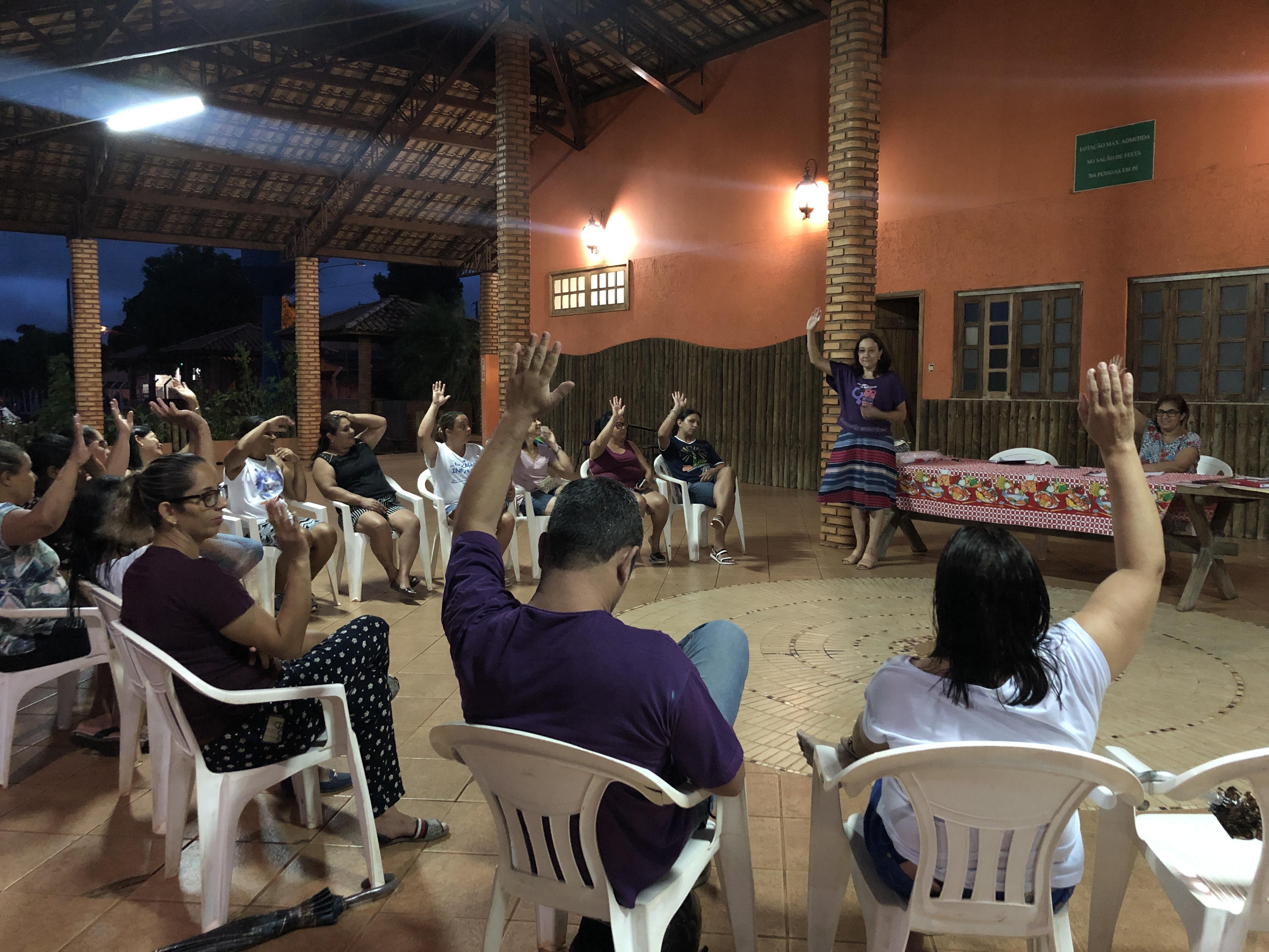 Assembleia em Sandovalina dá retorno sobre campanha salarial