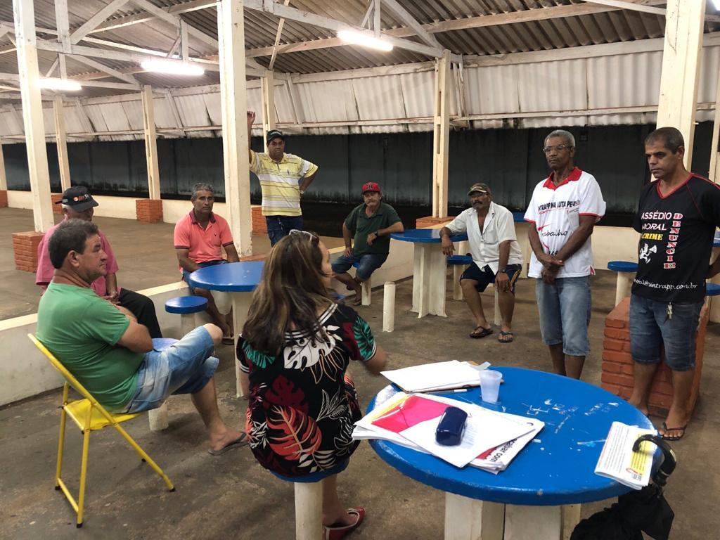 Servidores de Piquerobi definem pauta da campanha salarial 2019