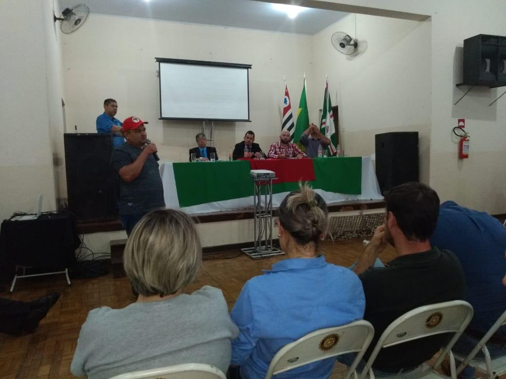 Audiência em Mirante discute uso de agrotóxicos