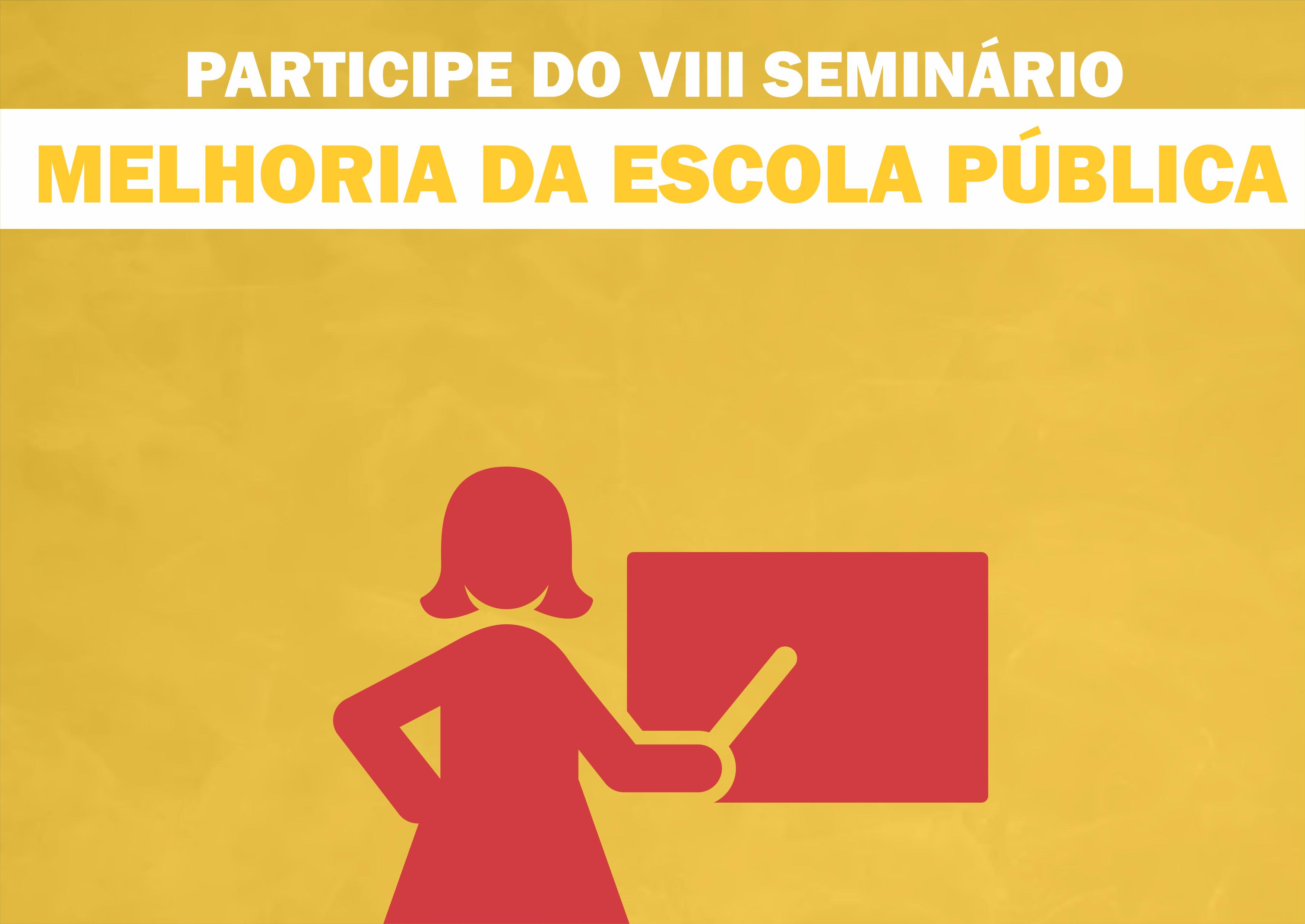 Sintrapp oferece desconto para seminário sobre escola pública