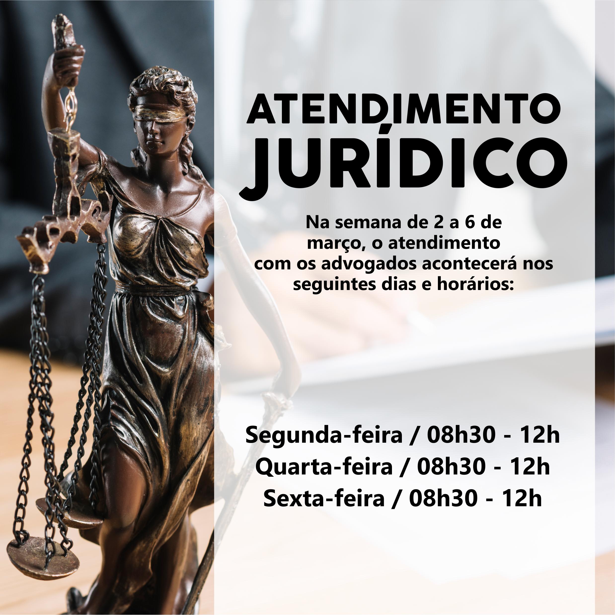Jurídico do Sintrapp atende em horário diferenciado