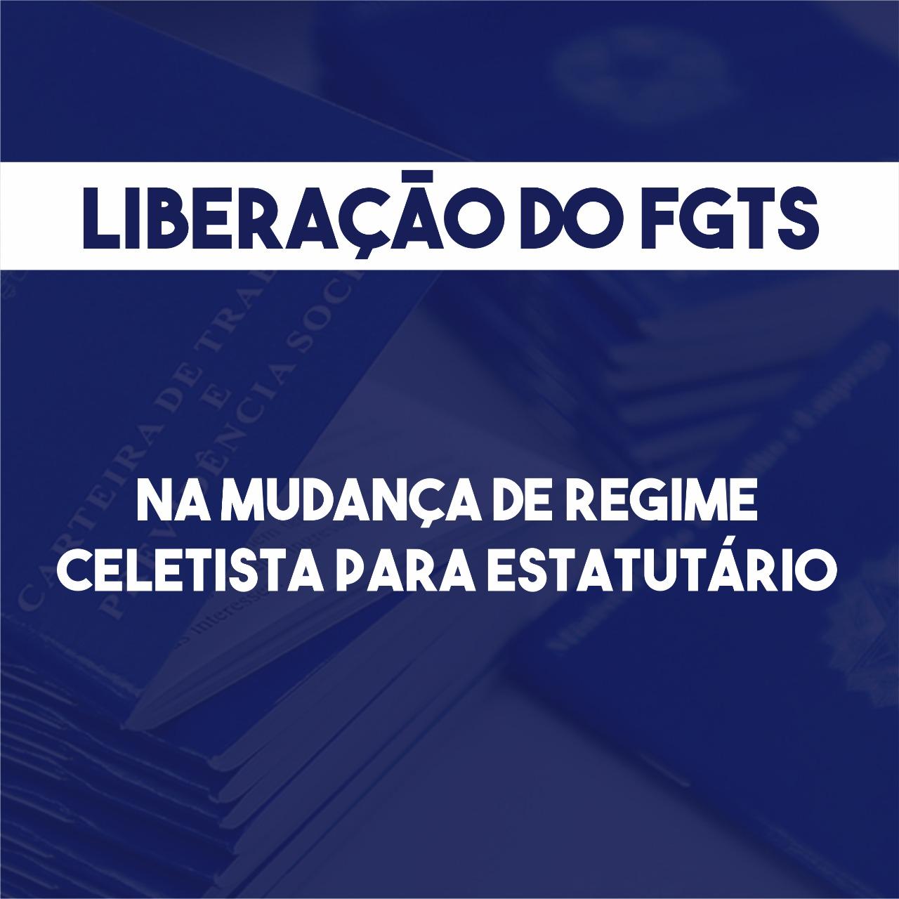 Sindicato garante FGTS para servidores que trocaram de regime em Sagres