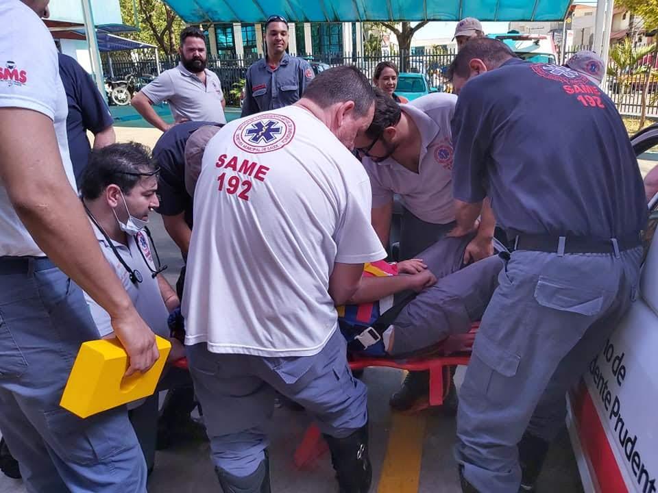 Servidores da Central de Ambulâncias realizam partos durante ocorrências